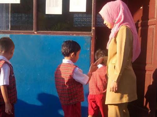 Contoh penerapan pendidikan karakter di kelas