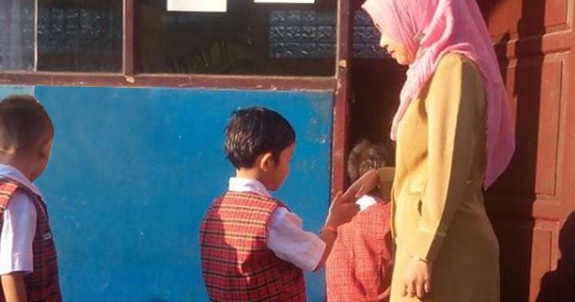 Contoh Model Implementasi Penguatan Pendidikan Karakter