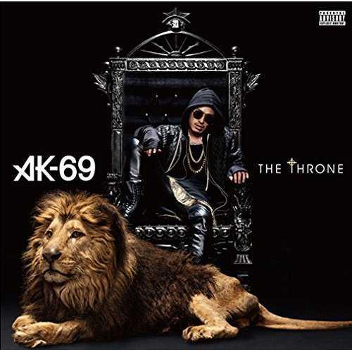 [Album] AK-69 – THE THRONE (2015.03.27/MP3/RAR)