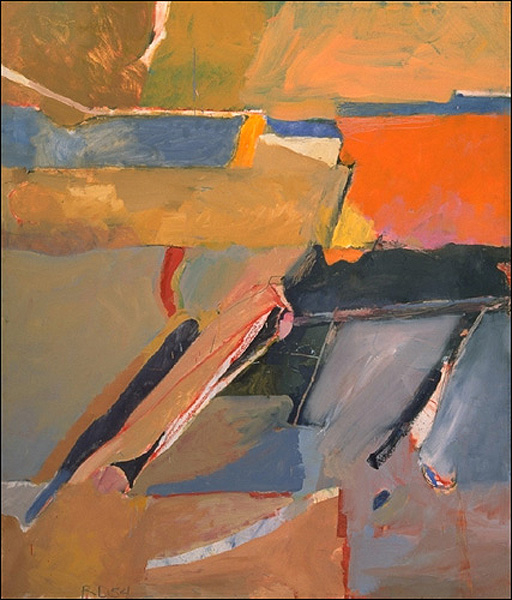 Painter Albuquerque Home Commercial Painting: ART & ARTISTS: Richard Diebenkorn 'Berkeley Series