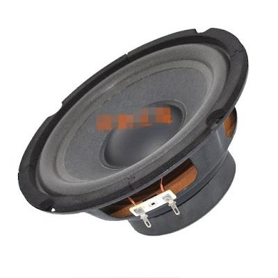 6 Inch speaker 80 W