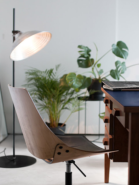 mobilier de bureau sixties