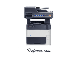 Kyocera ECOSYS M3550idn Printer Driver Download
