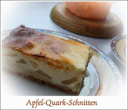 Kaffeeklatsch Einfache Und Schnelle Rezepte Apfel Quark Schnitten