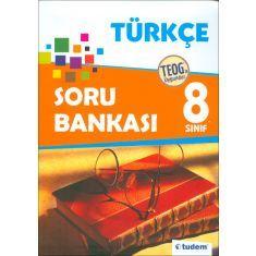 Tudem 8.Sınıf Türkçe Soru Bankası