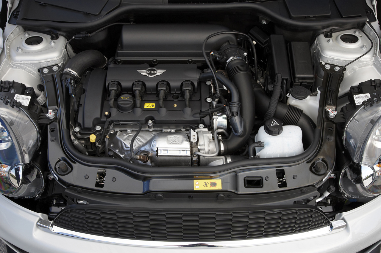 2017 Mini Cooper Coupe Engine Specs