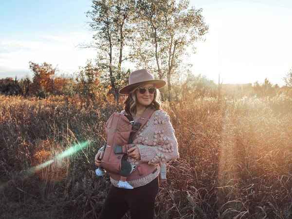 Motherhood Essentials: BabyBjorn Carrier One