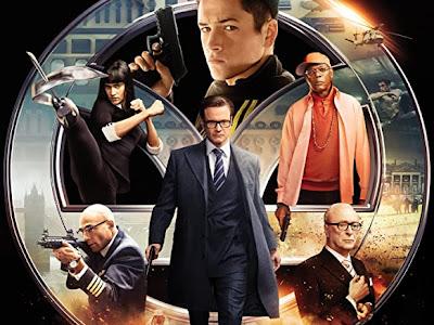 Movie: Kingsman: The Secret Service (2014) (Download Mp4)