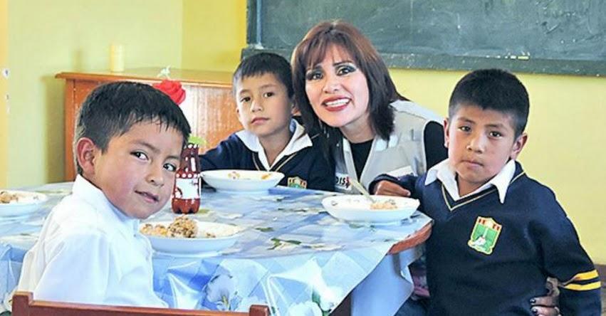 QALI WARMA: Programa social movilizó a voluntarios para que apoyen la alimentación escolar y a cambio reciben becas - www.qaliwarma.gob.pe