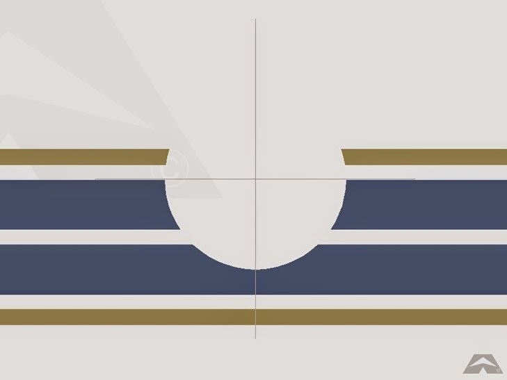 Escarapela Nacional II | CAMUFLAJE, ARTE E ILUSTRACION MILITAR
