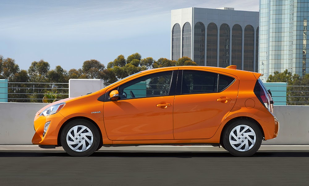 Toyota Little Rock >> An Homage to Orange: All of the Subcompact and Compact ...