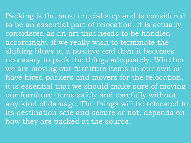 Important Tips to Move Furniture Items Safely During Relocation.