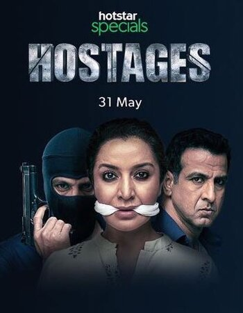 Hostages (2019) S01 Complete 720p HDRip x264 1.8GB ESubs Download
