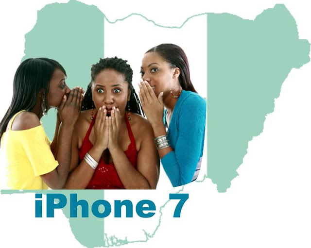 iPhone 7 hypes Nigeria