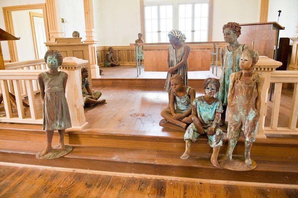 Spiritual Vigor: Whitney Plantation: America's First And ...