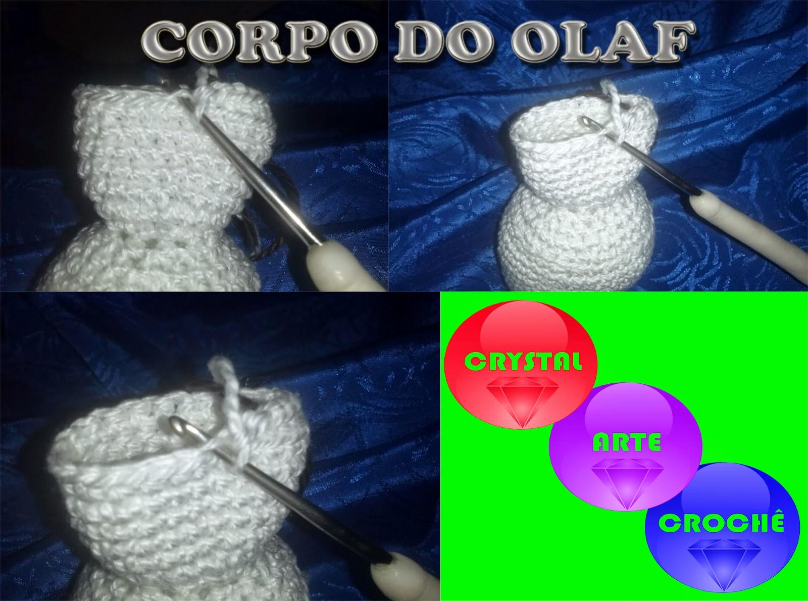 Princess Elsa (Frozen) Amigurumi Pattern PDF | Crochet de natal ... | 1190x1600
