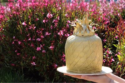 ananas pastası