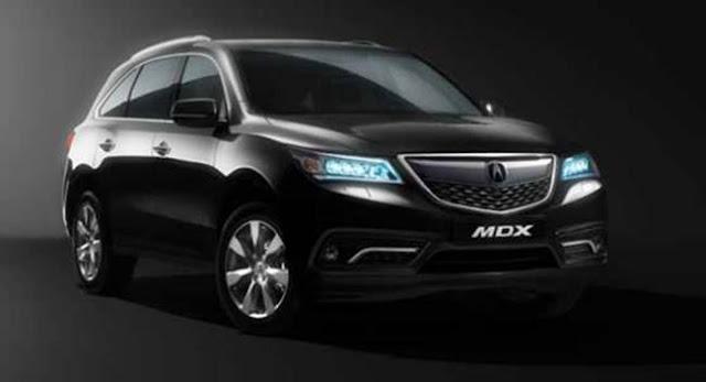 2019 Acura MDX Redesign, Release, Price