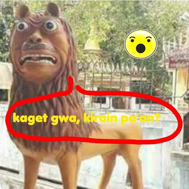 Macan Somplak ini Lebih Lucu Dari Macan Nyengir Cisewu | liataja.com