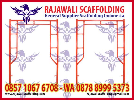jual main frame 170 scaffolding