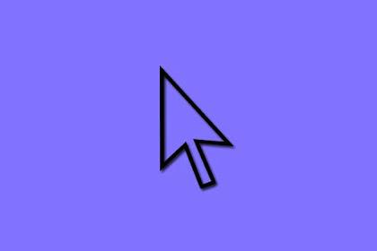 Cara Mudah Mengganti Pointer Mouse di Windows 7, 8, 10