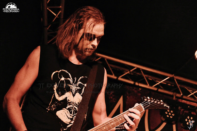 Isvind @Under The Black Sun XVIII, Helenenauer, Allemagne 02/07/2015