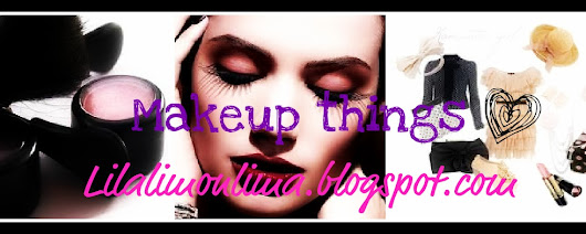 Makeup Things: RETO PECADOS CAPITALES: LOOK LUJURIA
