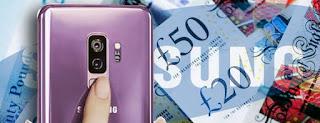 Galaxy S9 Price