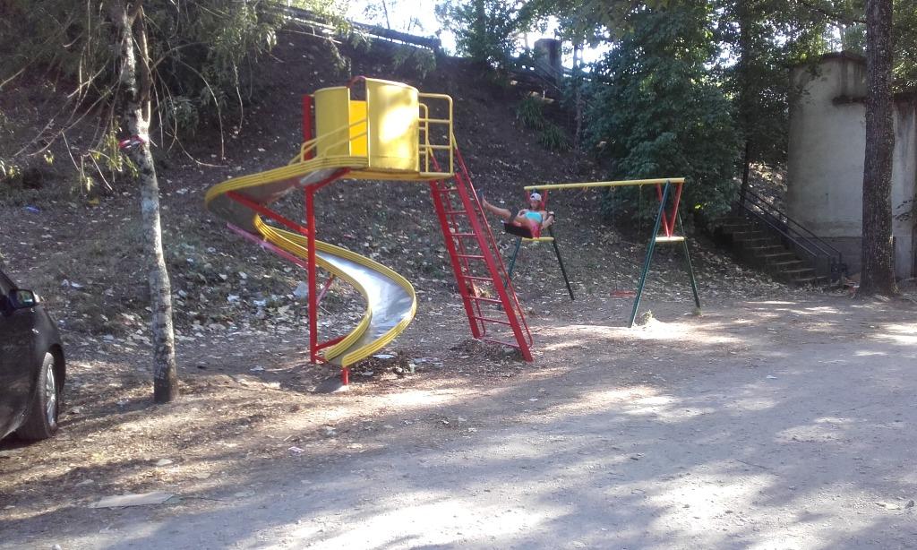 Parque Infantil da Praia do Pedorido