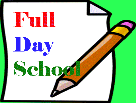 Jadwal Pelajaran Full Day School
