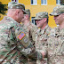 North Collins resident NY Army National Guard  2nd Lt. Clayton Cerne recognized for service in Ukraine