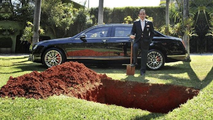 Più prezioso di una Bentley da 1 milione di dollari