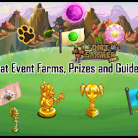 Beat Event Farms, Prizes and Guides