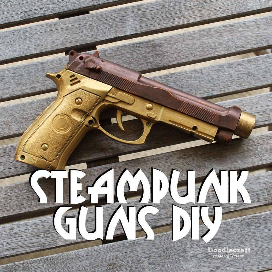 http://www.doodlecraftblog.com/2014/06/steampunk-your-guns-with-rub-n-buff.html