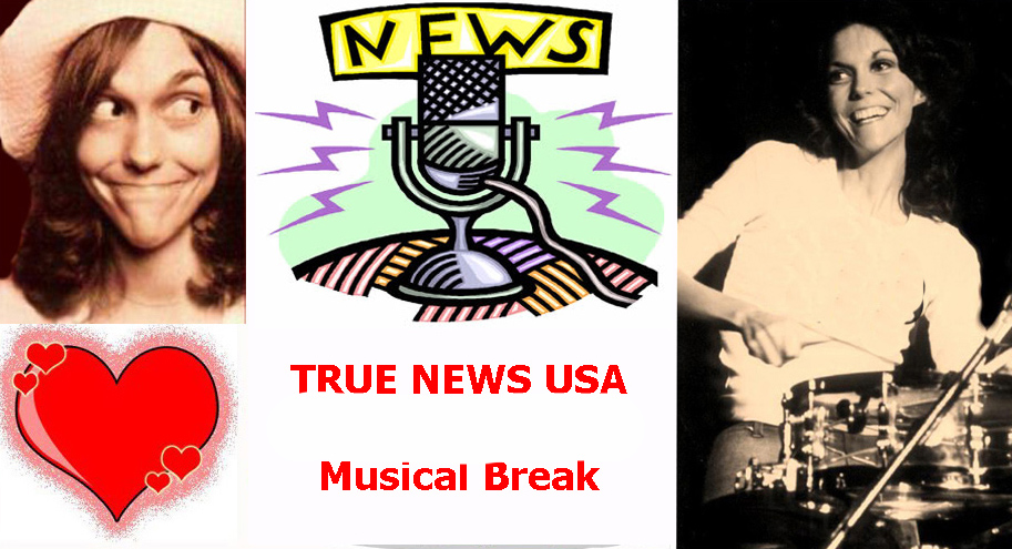 True News Usa >> A Musical Break As True News Usa Breaks For Station