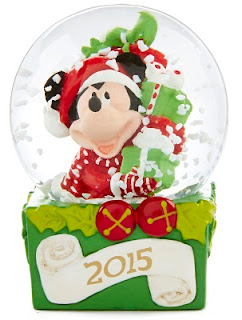 JCPenney 2015 Snow Globe Giveaway