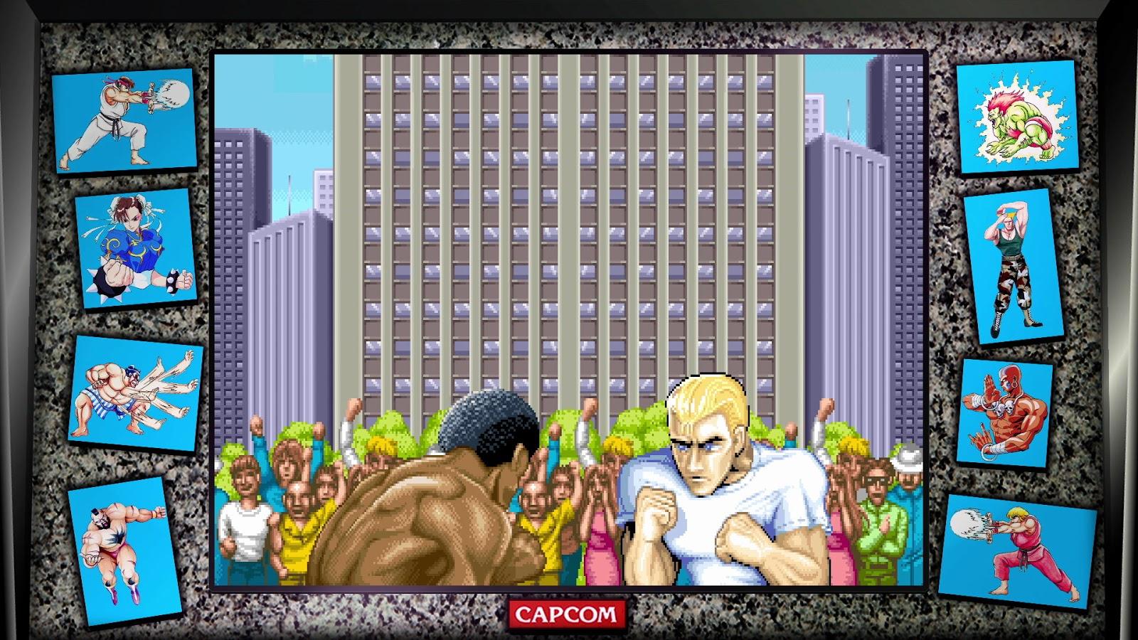 Street Fighter 30th Anniversary Collection PC ESPAÑOL (SKIDROW) + REPACK 1 DVD5 (JPW) 8