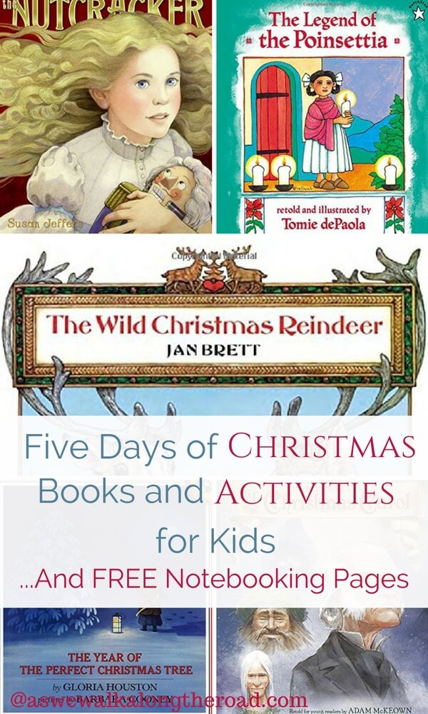 Activities for classic children's Christmas books