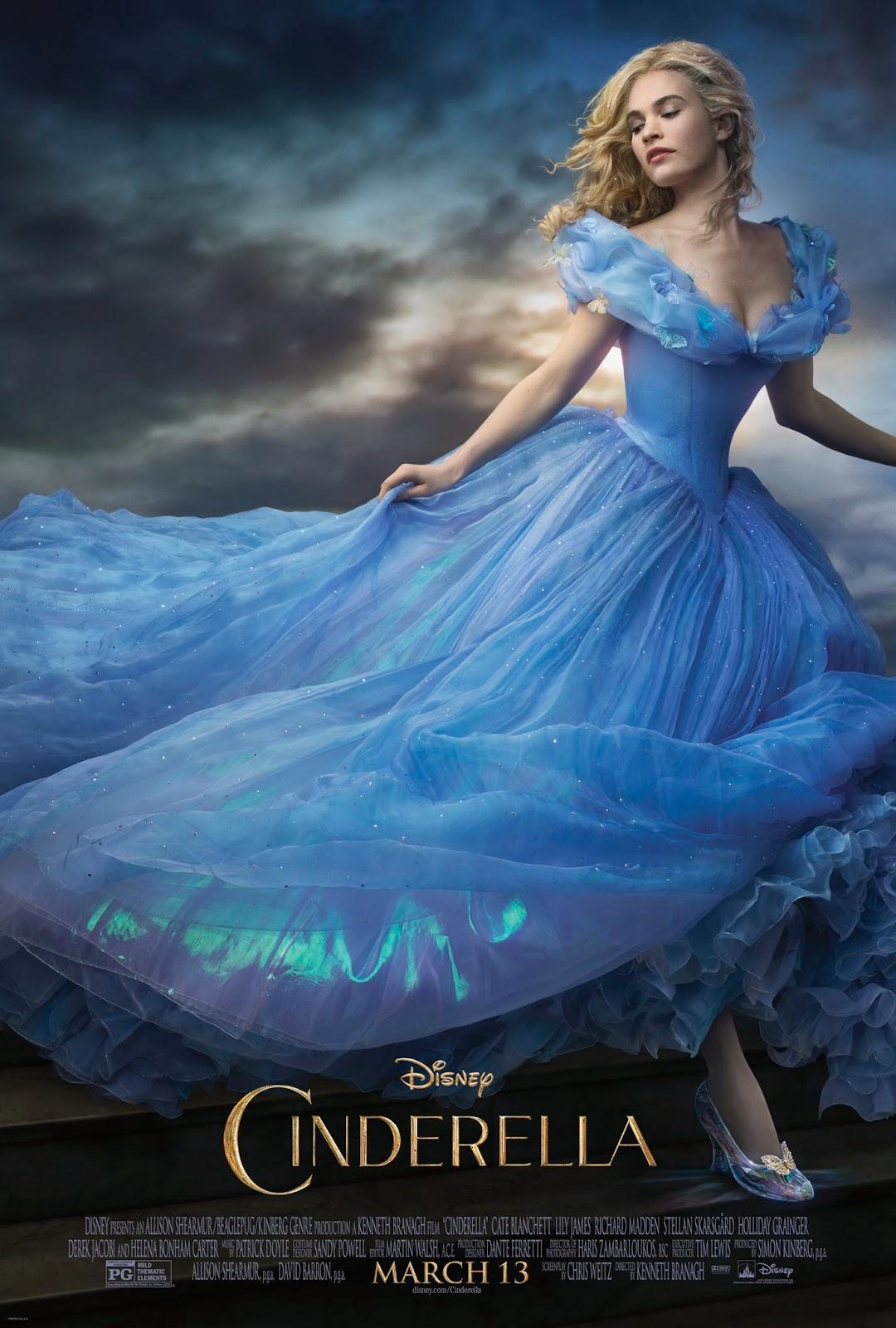 [Hora de Filmes!] Cinderella