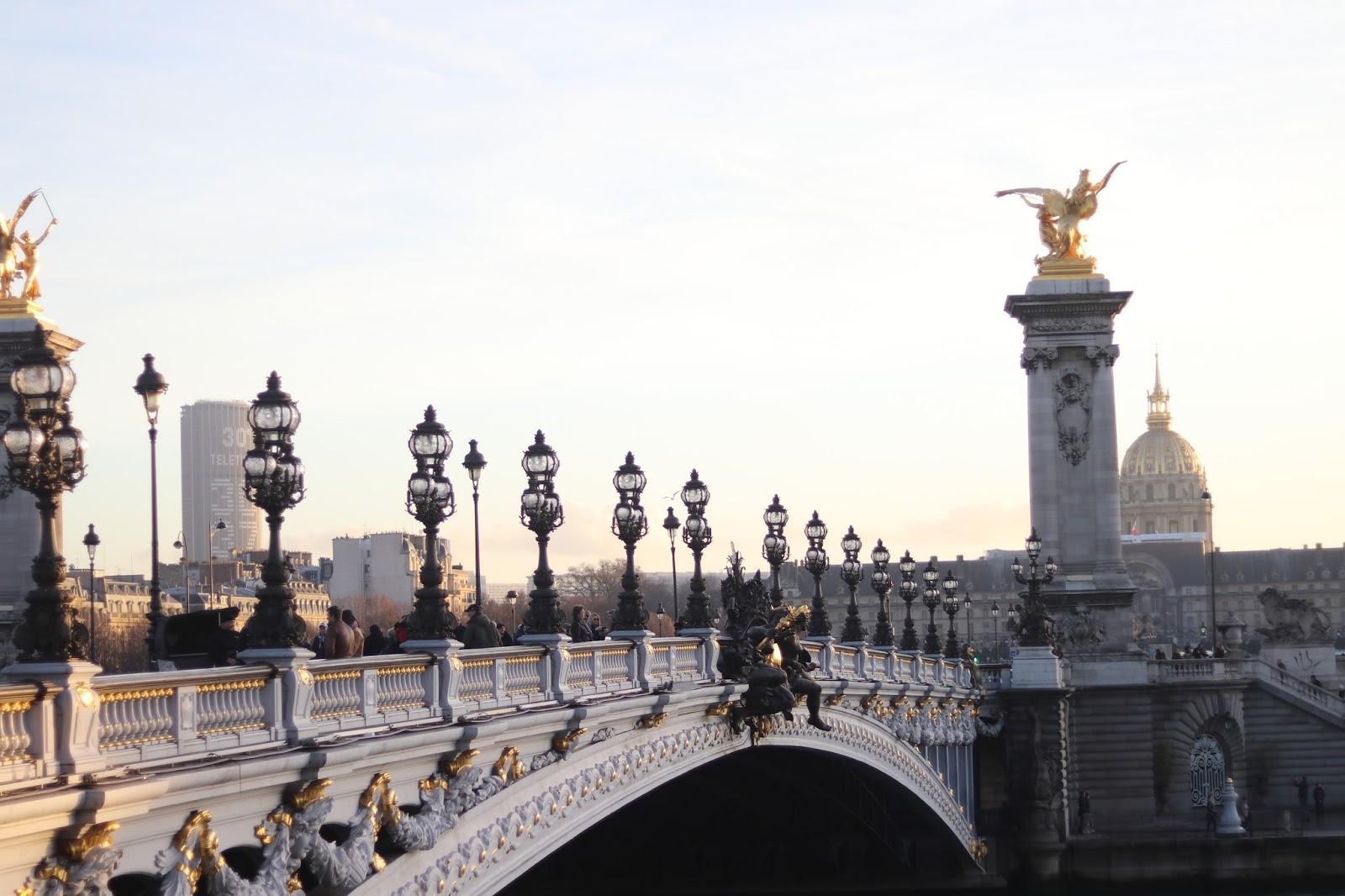 Pont Alexandre III Bridge, Paris, France, KALANCHOE