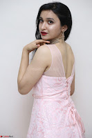 Sakshi Kakkar in beautiful light pink gown at Idem Deyyam music launch ~ Celebrities Exclusive Galleries 039.JPG