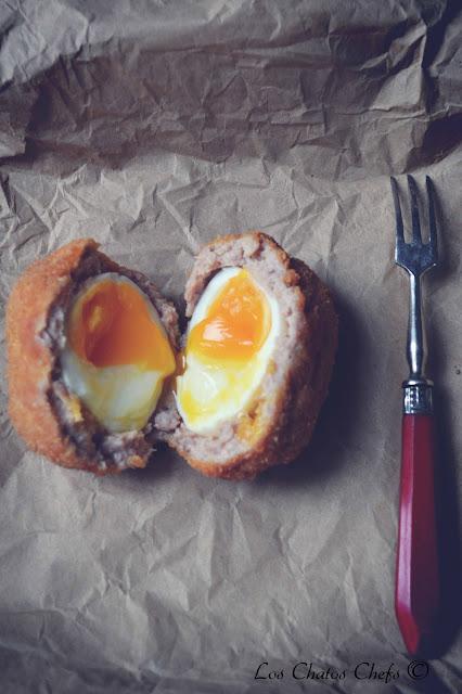 huevos escoceses, Blumenthal