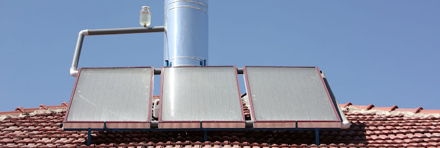 hot water heating System Preston