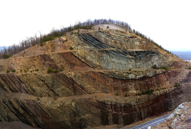The Sideling Hill, Maryland, USA