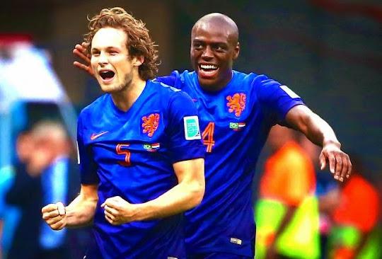 [VIDEO] Brasil - Belanda (Piala Dunia 2014 Tempat Ketiga)