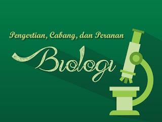 Pengertian, Cabang, dan Peranan Ilmu Biologi Ilmu Hexa