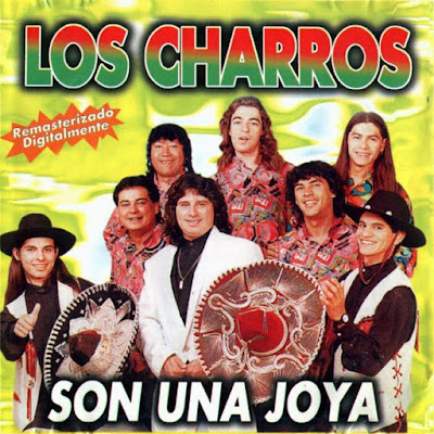 Canciones de amor de Los Charros