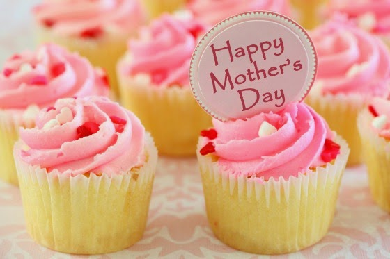 Mothers day card cakes