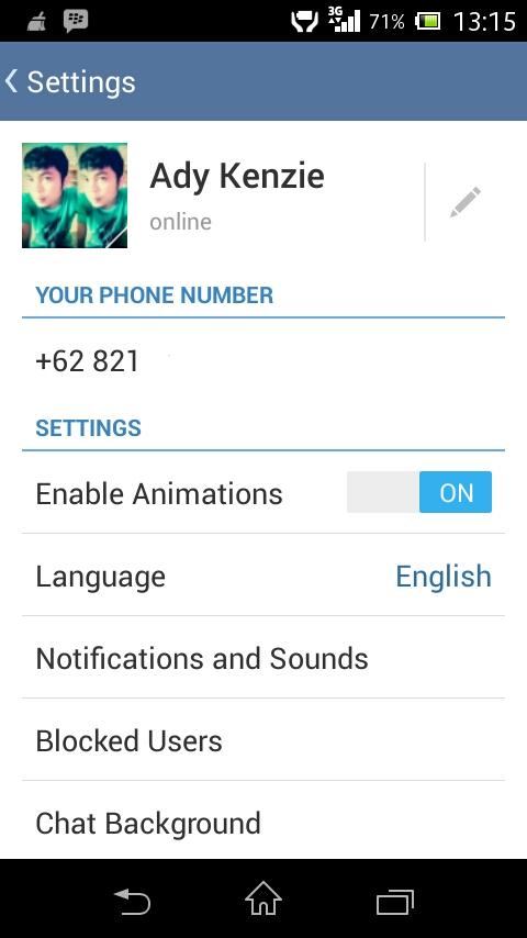 Telegram Messenger Aplikasi Messenger Pesaing WhatsApp