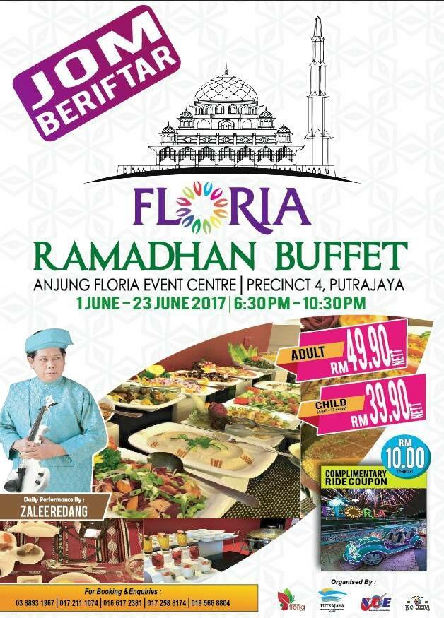 anjung floria buffet ramadhan